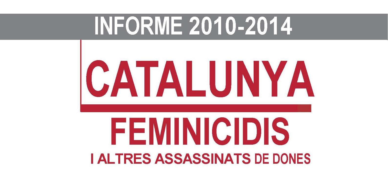 Informe Feminicidis