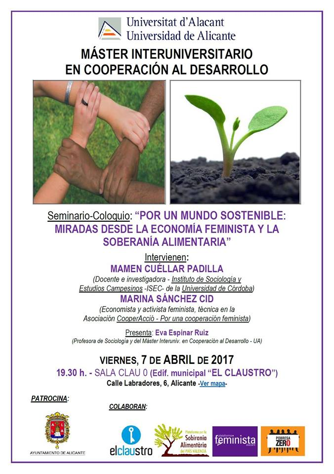 Economía feminista y Soberanía alimentaria